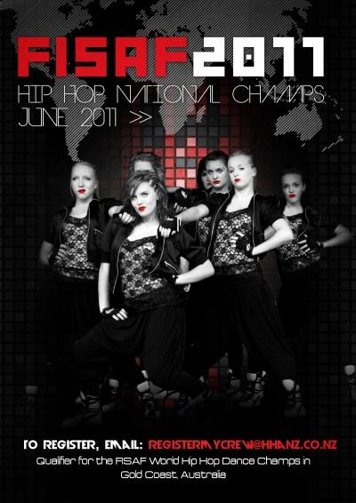 2011 FISAF Hip Hop Nationals