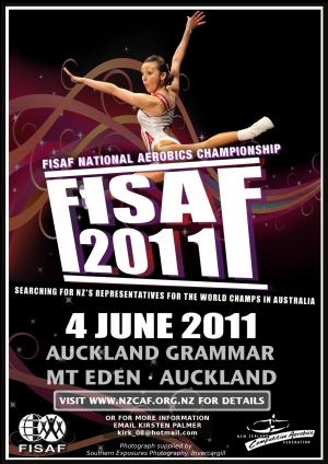 2011 FISAF Aerobics