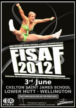 2012 FISAF Aerobics
