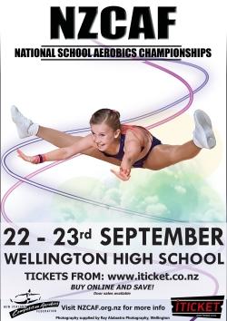 2012 Aerobics Nationals