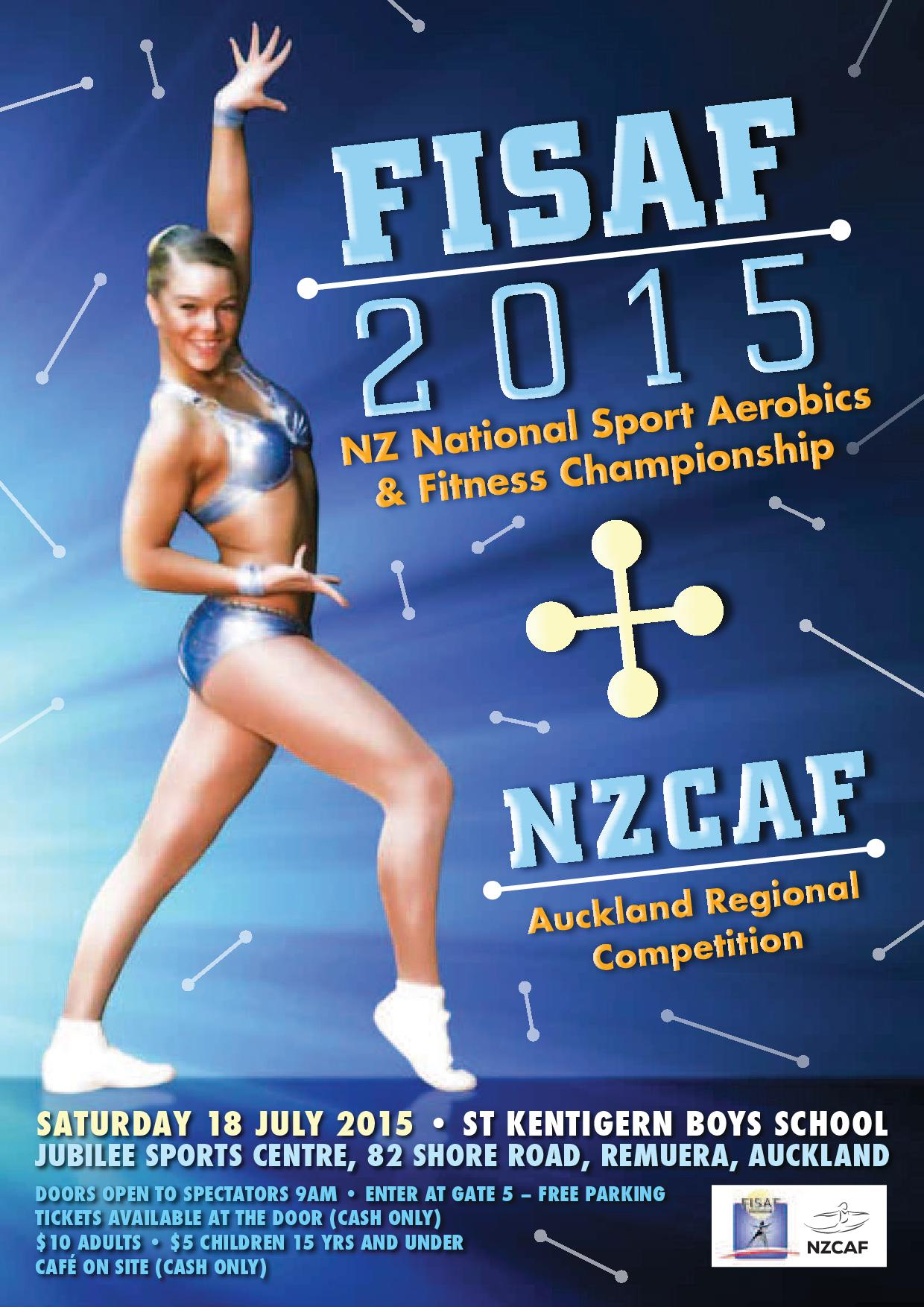 FISAF 2015